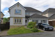 Detached home in Braid Avenue, Cardross...