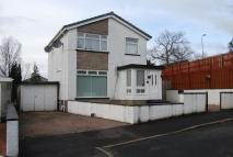 3 bedroom Detached home to rent in Glen Drive, Helensburgh...