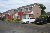 semi detached house in Moore Drive, Helensburgh...