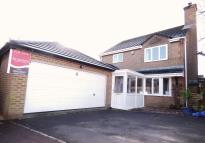 4 bed Detached property for sale in Lubeck Drive, Andover...