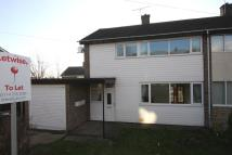 3 bed semi detached property in Birchwood Close, Maltby...