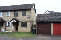 2 bedroom semi detached property in Chattisham Close...