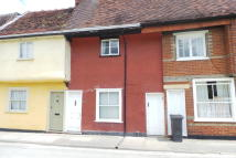 PERIOD COTTAGE: Stowupland Street Terraced property to rent