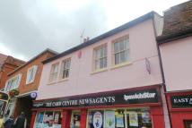 Flat to rent in BURY STREET, Stowmarket