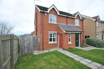 2 bed semi detached home in Souter Drive...
