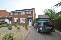 semi detached property in Sharpley Drive, Seaham...