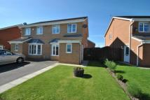 3 bedroom semi detached house for sale in Broadoaks, Murton...
