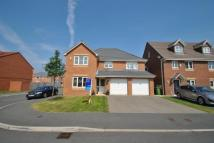 Detached house in Douglas Way, Murton...
