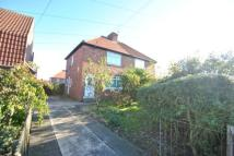 semi detached house for sale in Toft Crescent, Murton...