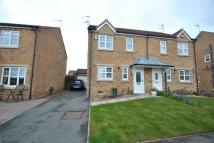 3 bed semi detached property in Stoneycroft Way...