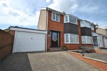 3 bedroom semi detached property for sale in Doreen Avenue, Seaham...