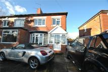 semi detached house for sale in Stockton Road, Seaham...