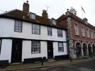 3 bed Town House in Market Street, Rye...