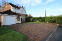 Detached house in Rosethorns Close...