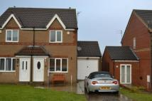 semi detached home in Mitchell Close, Peterlee...