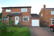 semi detached home for sale in Brougham Court, Peterlee...