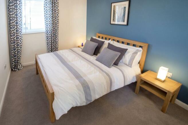 Redshank bedroom