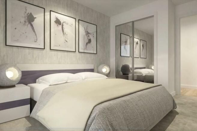 Oystercatcher bedroom
