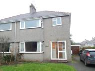 3 bed semi detached house to rent in Bryn Eithinog, Bangor