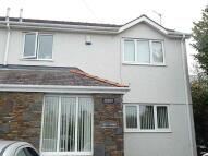 semi detached property in Penrhosgarnedd, Bangor...