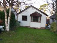 Detached Bungalow to rent in Parc Isaf...