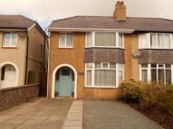 3 bedroom semi detached house in Penrhos Road, Bangor...