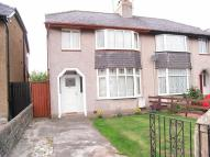3 bed semi detached home to rent in Bangor