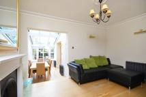 2 bed house in Black Lion Lane...