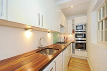 Flat to rent in Crossfield Road Belsize...