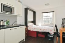 Studio flat in Hurdwick Place Camden NW1