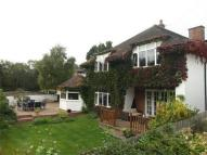 Detached house in North Drive, Heswall...