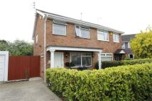 semi detached house in Marlston Avenue, Irby...