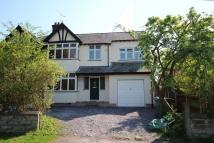 semi detached home for sale in Thurstaston Road, Irby