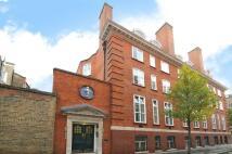 Studio flat in Udall Street Pimlico SW1P