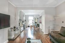 Terraced home for sale in St Johns Terrace, London...