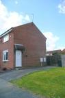 2 bedroom semi detached property in Wordsworth Road...