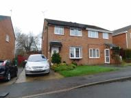 3 bedroom semi detached home in Anderson Close, IP6