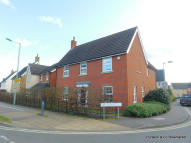 Detached house in Stowmarket, Suffolk, IP14