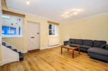 2 bed house to rent in Rutland Mews St John's...