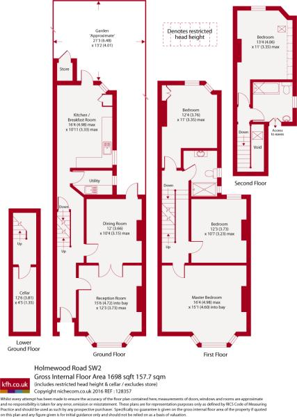 Floorplan amended...