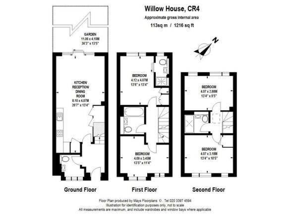 Floorplan Low