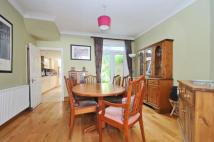 4 bed house in Milner Road Wimbledon...