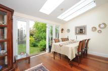 4 bed house in Craven Gardens Wimbledon...