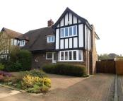 semi detached property to rent in Ewell