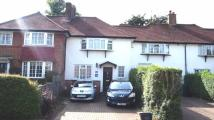 2 bedroom Terraced house in Chapel Way, Epsom, KT18