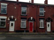 Terraced house in Gould Street, Denton...