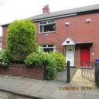 2 bed Terraced house to rent in Lake Road, Denton, M343HD