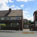3 bed semi detached house in Two Trees Lane, Denton...