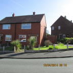 2 bed semi detached property to rent in Worthington Road, Denton...