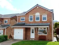 4 bed Detached house for sale in Overton Crescent...